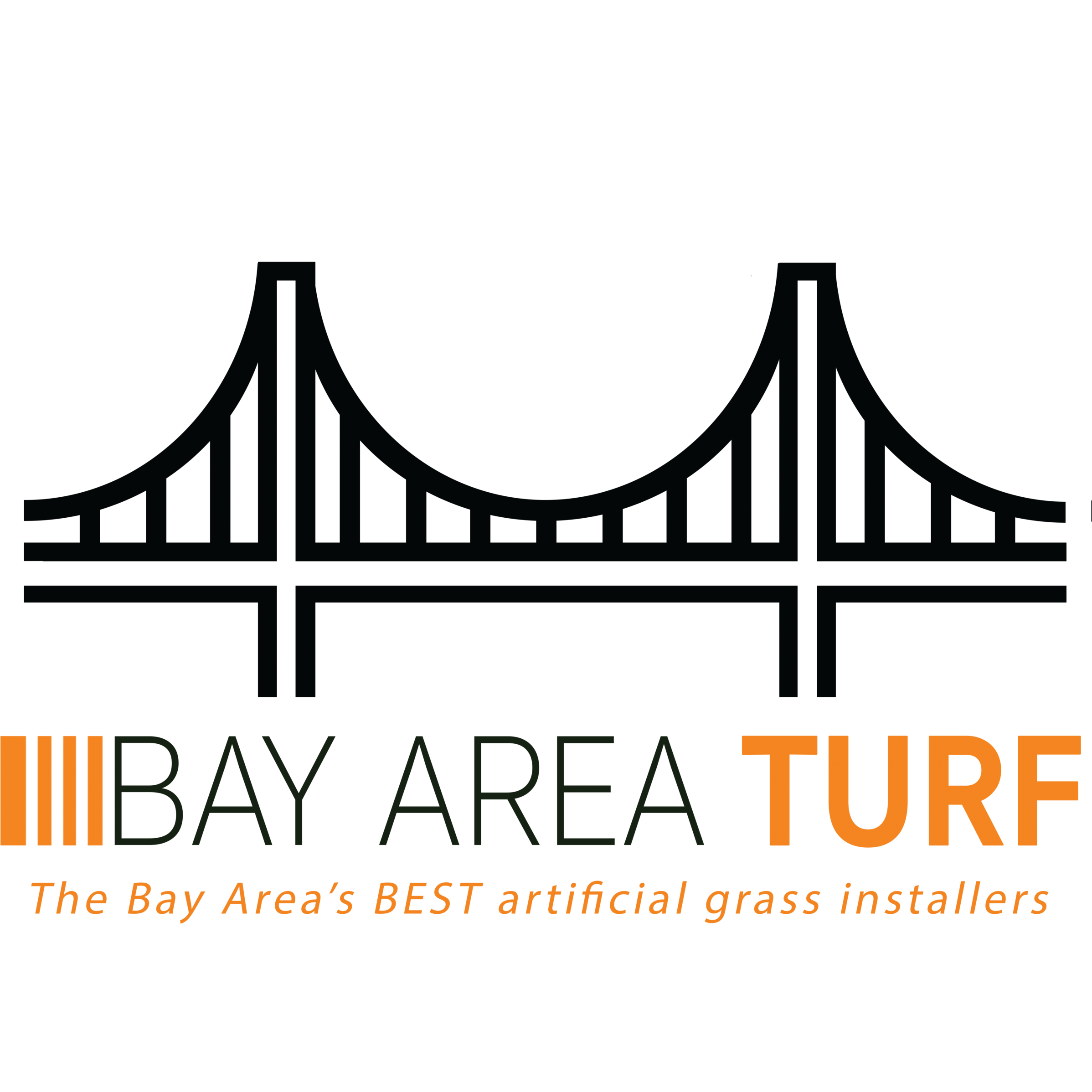 Bay Area Turf Logo